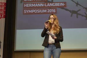 Moderator Karolin Detamble